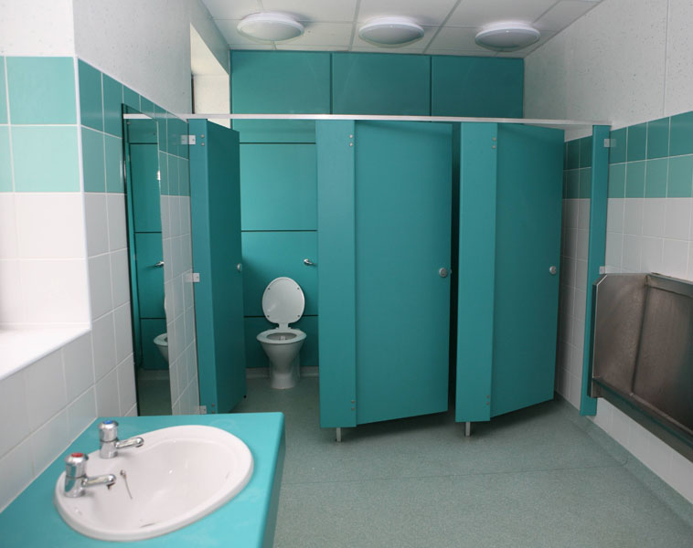 Cubicle Toilet Greenland Management Services Sdn Bhd