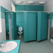 Toilet cubicles example 10